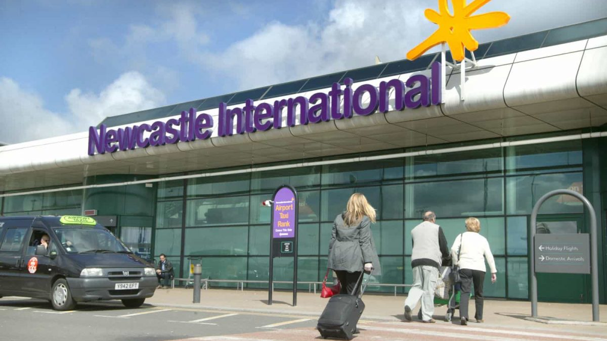 Book Your Parking Place At Newcastle Airport Blog Simply Park