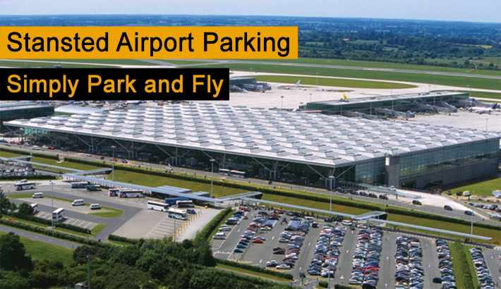 Stansted Airport Parking - Meet and Greet - Park and Ride - On-Airport Parking - Off-Airport Parking - Simply Park and Fly